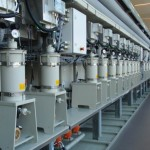 Pump and Filter units installed at Rolex Switzerland