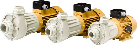 Pumps & Filtration Systems