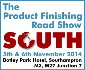 PRODUCT FINISHING Roadshow